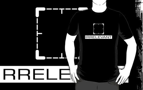 Person of Interest - Irrelevant T-Shirt