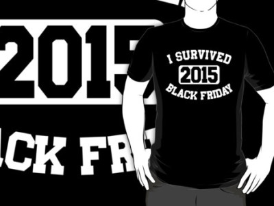 I Survived Black Friday 2015 T-Shirt