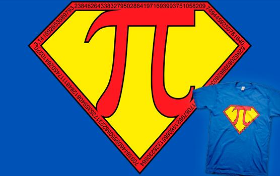 SuperPi T-shirt