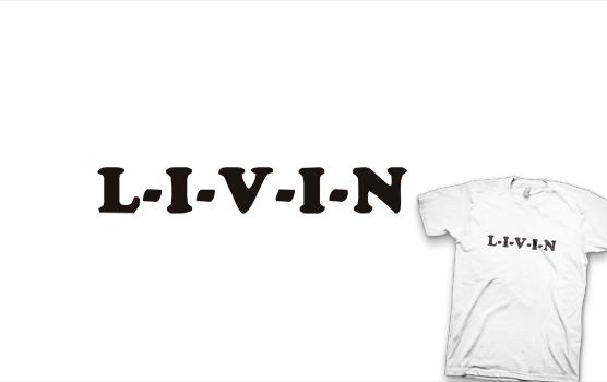 Dazed and Confused T-shirt - L-I-V-I-N