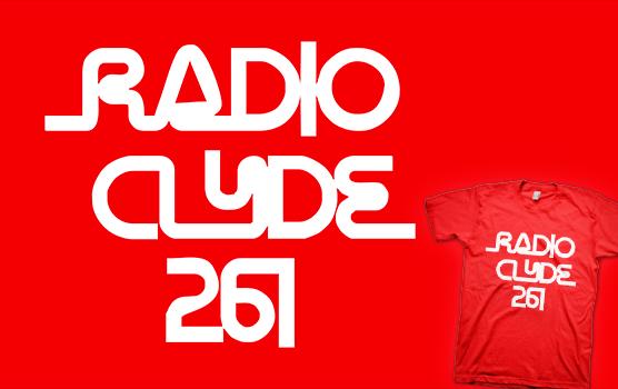 Frank Zappa T-shirt - Radio Clyde