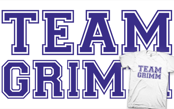 Team Grimm T-shirt
