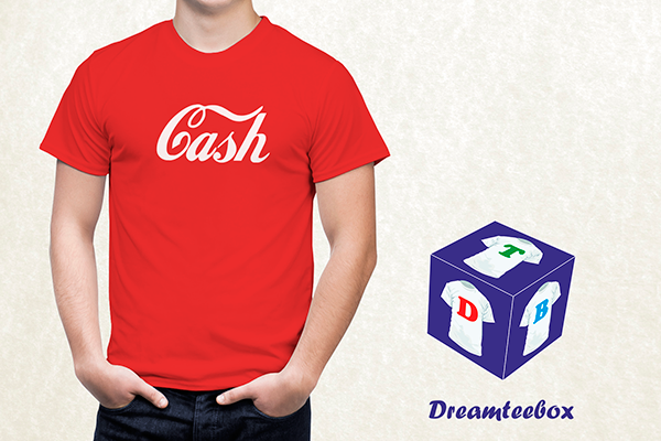 Jack White T-shirt - Cash