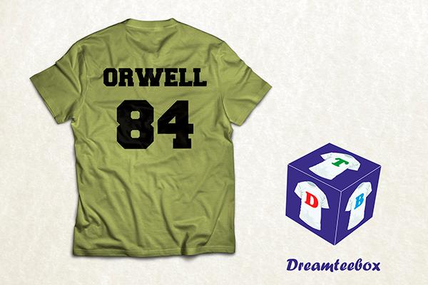 George Orwell 1984 T-shirt