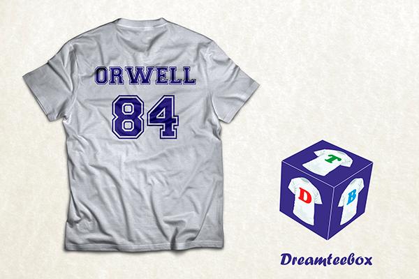 Orwell 1984 T-shirt