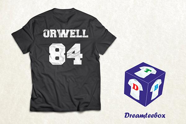 George Orwell '84 T-shirt