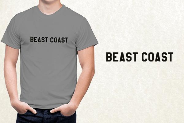 Its Always Sunny in Philadelphia - Beast Coast T-shirt