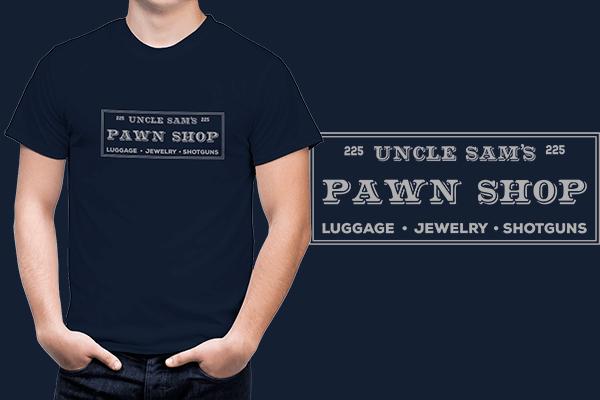 Its Always Sunny in Philadelphia - Pawn Shop T-shirt