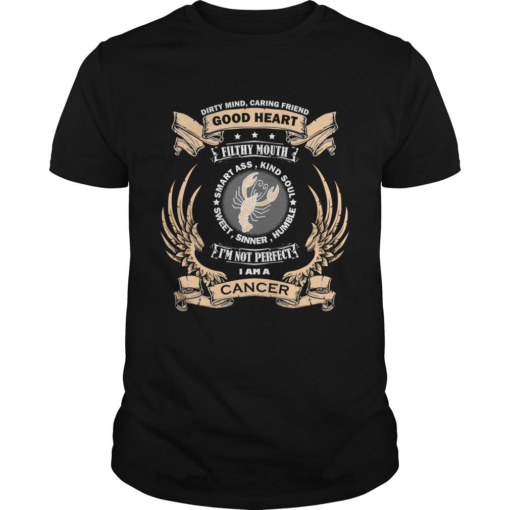 Zodiac Sign - Cancer T-shirt