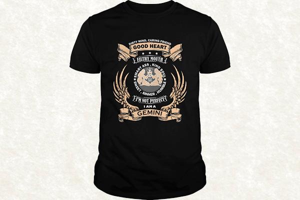 Zodiac Sign - Gemini T-shirt