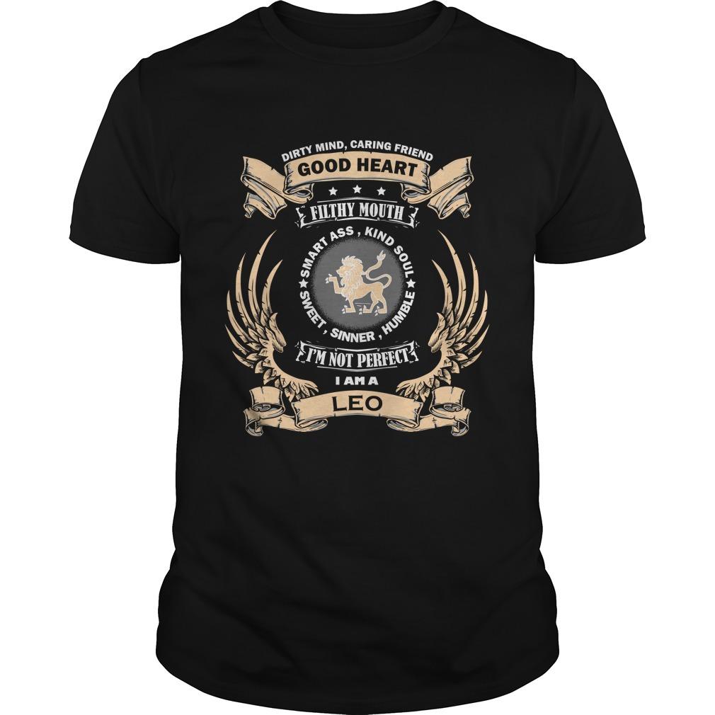 Zodiac Sign - Leo T-shirt