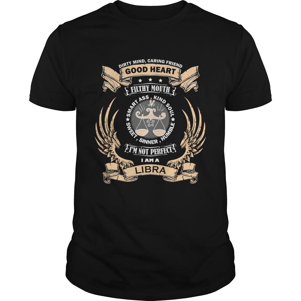 Zodiac Sign - Libra T-shirt