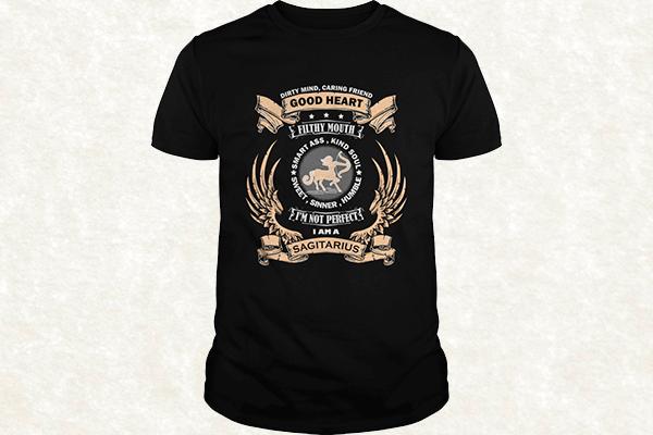 Zodiac Sign - Sagittarius T-shirt
