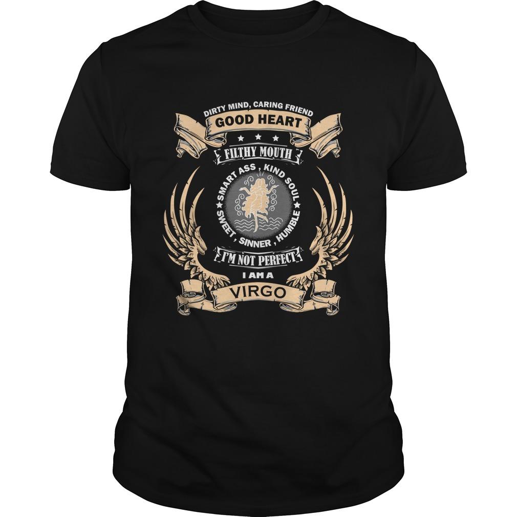Zodiac Sign - Virgo T-shirt