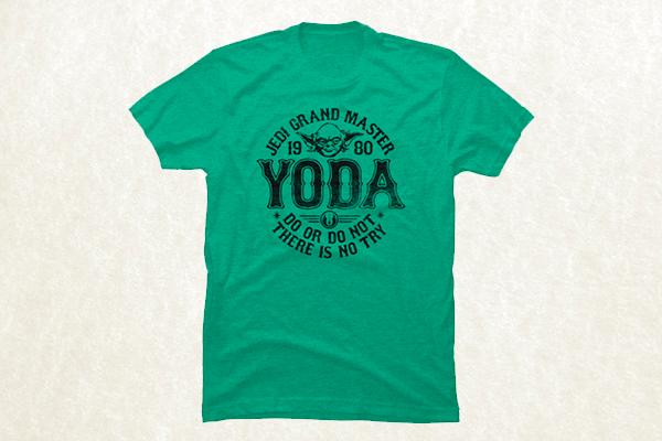 Grand Master Yoda T-shirt