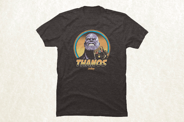 Retro Thanos T-shirt