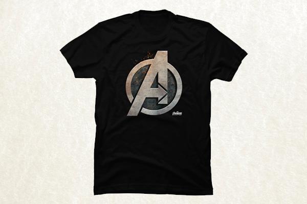 Iron Avengers T-shirt