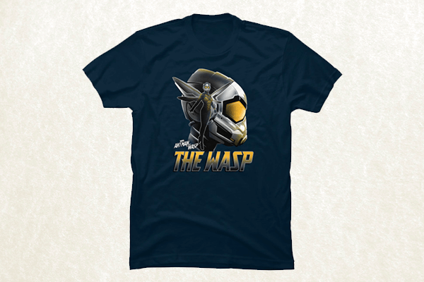 Wasp Profile T-shirt