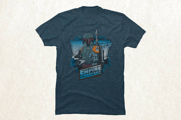 Boba Fett - The Empire Strikes Back T-shirt