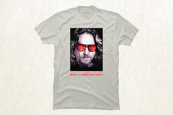 The Dude - The Big Lebowski T-shirt