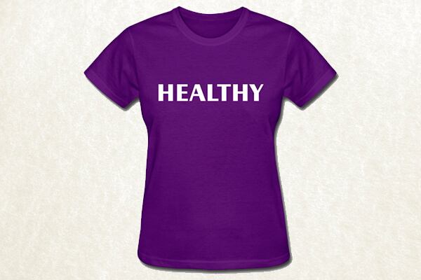 Healthy T-shirt
