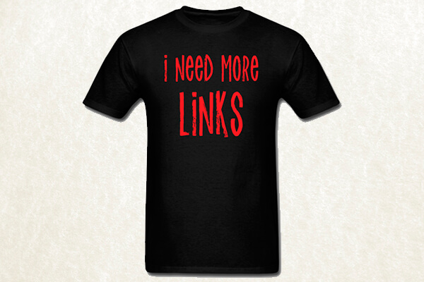 I Need More Links T-shirt