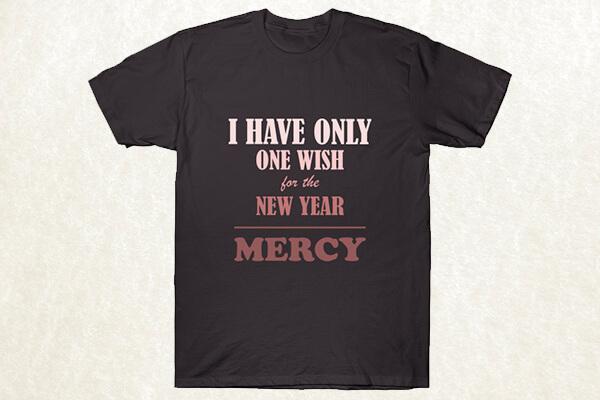 New Year Wish T-shirt