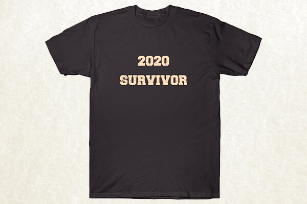 2020 Survivor T-shirt